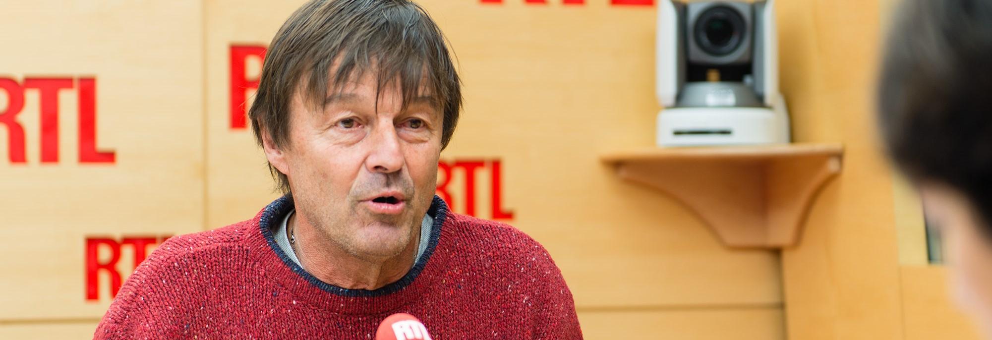 """Présidentielle 2017 : les idées de Fillon sur l'écologie """"désolent"""" Hulot"""